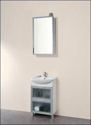 Мебель для ванной Нью-Йорк 55