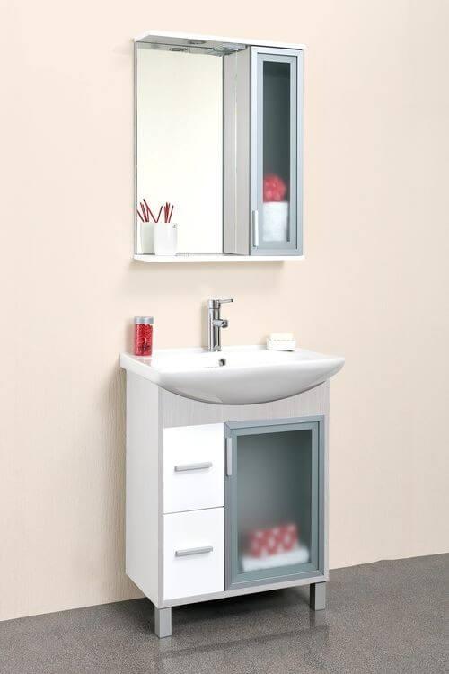 Мебель для ванной Нью-Йорк 65