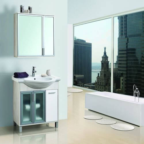 Мебель для ванны Нью-Йорк 75