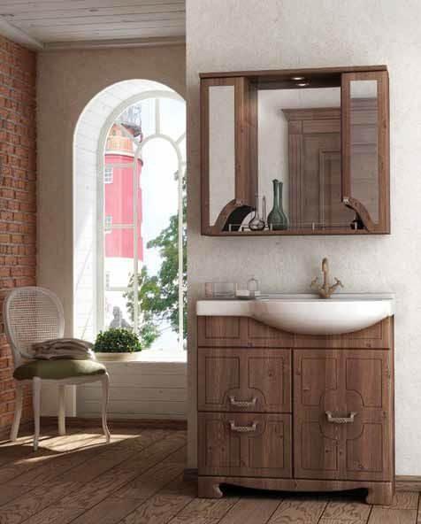 Мебель для ванной Пиллау 60