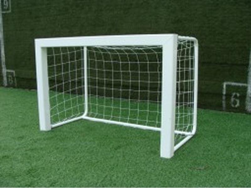 Ворота футбольные алюминиевые 1,20х0,8м