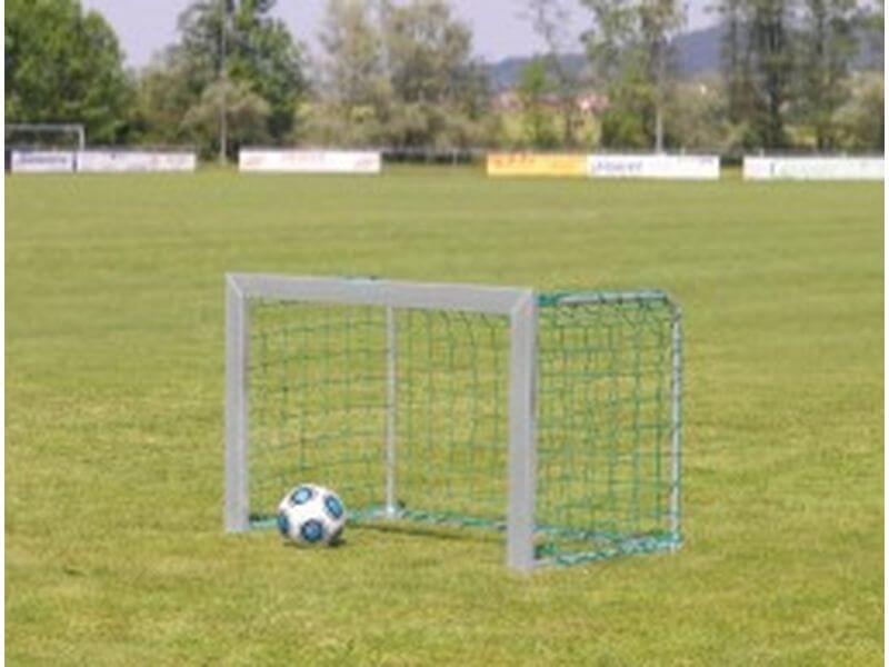 Футбольные ворота из алюминия, 1,80х1,20м профиль 80/40 мм