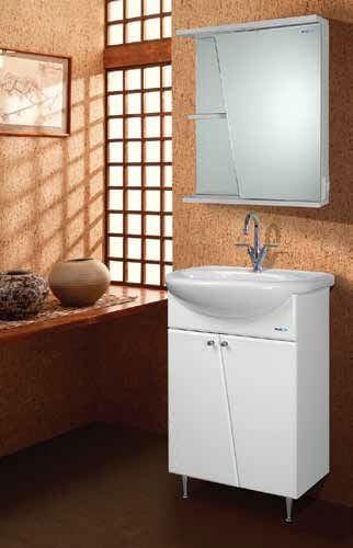 Мебель для ванной Астра 55