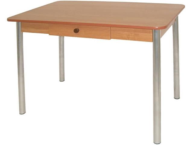 Стол с ящиком ЛДСП 80*60 см