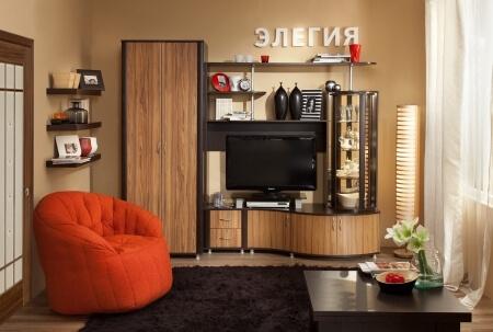 Комплект мебели для гостиной Элегия