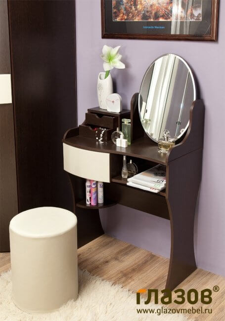Стол туалетный АМЕЛИ 14