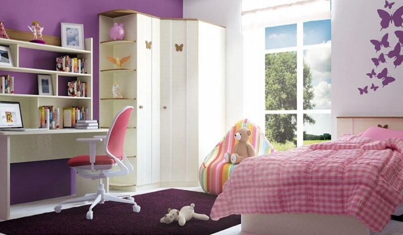 Комплект молодежной мебели ЮНИОР