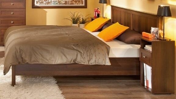 Кровать Sherlock 45 (шоколадный орех)