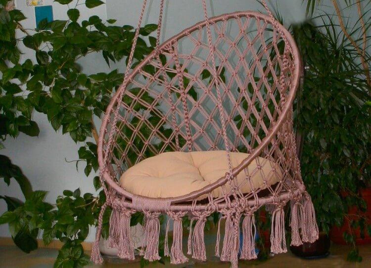 Подвесное кресло-качели ARUBA