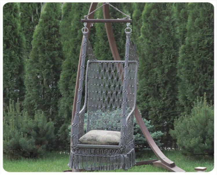 Подвесное кресло-качели ИНКА