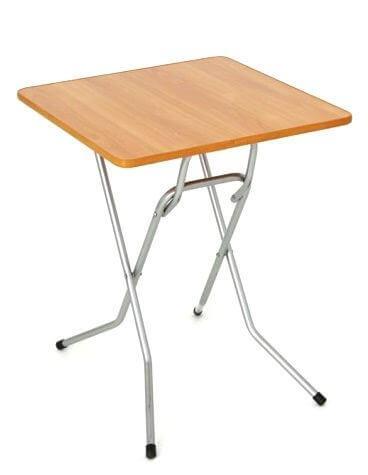 Складной стол Квадратный-66 16 ДМ 66-75 РТ РИ