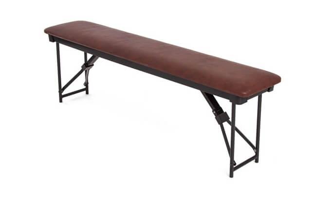 Складная скамейка мягкая-123 16 ВИ 123-45 РН СТ