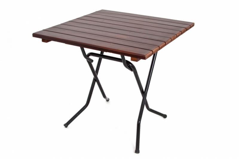 Складной стол Квадратный-77 18 РС 77-76 ПН РИ