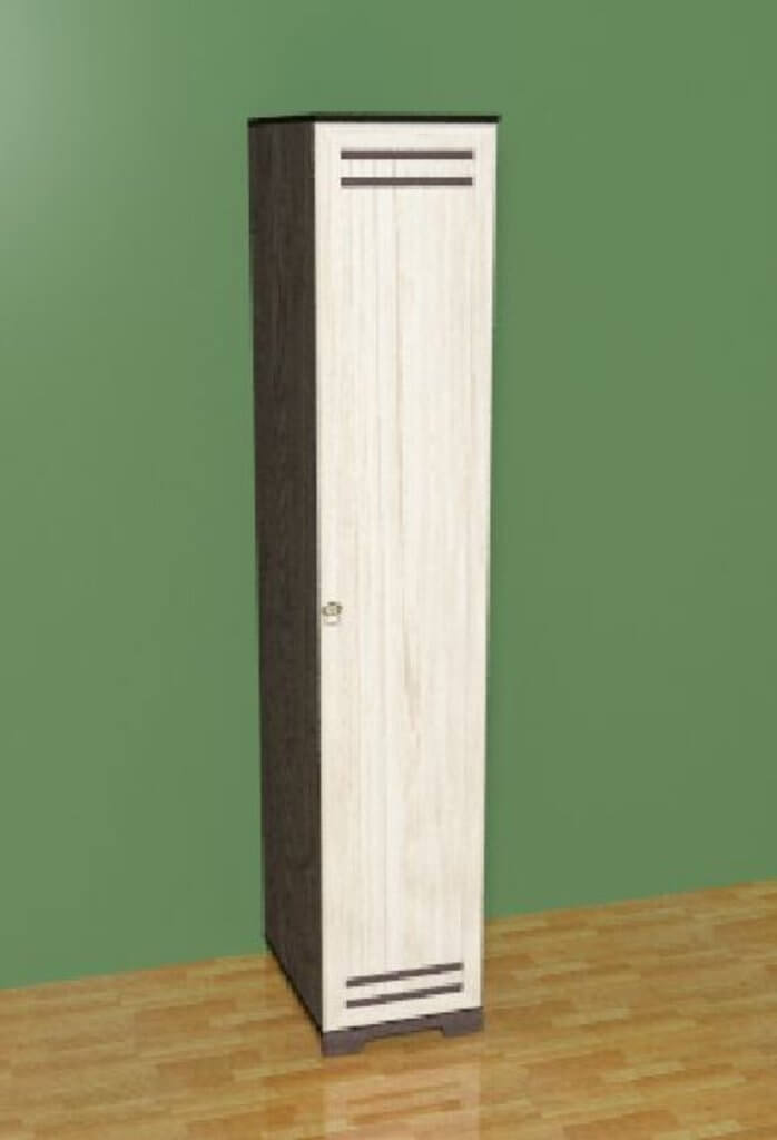 Шкаф для белья Бриз 9