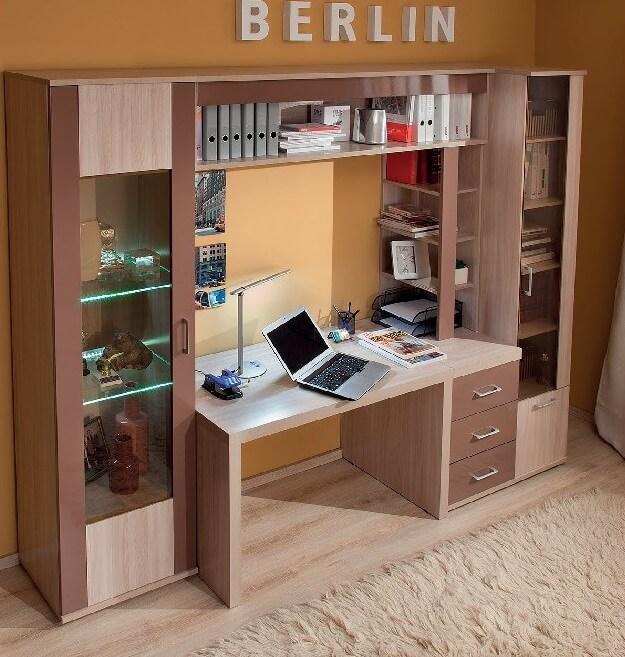Стол письменный BERLIN 47