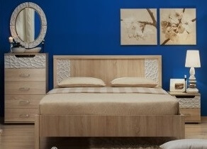 Кровать WYSPAA 23